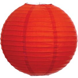 Carmen Paper Lantern in Red