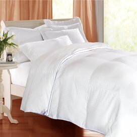 Heirloom 1000 Thread Count Swiss Dot Down Alternative Comforter