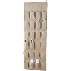 24-Pocket Over-Door Organizer