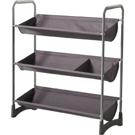 Stackable Storage Shelf