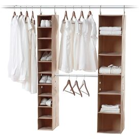 3-Piece Closet Organizer System