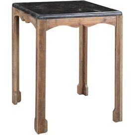 Amsler Side Table in Natural Wax