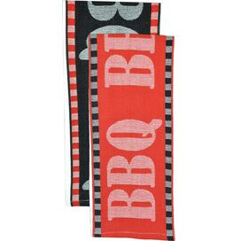 BBQ Kitchen Towels (Set of 4)