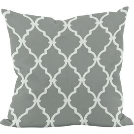 Everett Pillow in Grey (Set of 2)