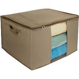 Storage Bag with Cedar Inserts