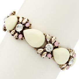 Leighanne Bracelet in Cream