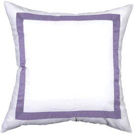 Sophia Egyptian Cotton Sham in Lilac