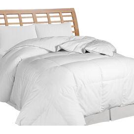 Pinstripe Down Comforter