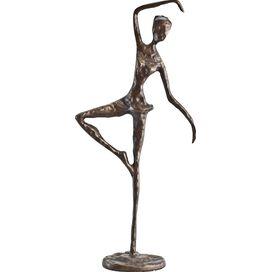Standing Ballerina Sculpture