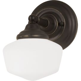 Demarcia Energy Star Wall Sconce in Heirloom Bronze