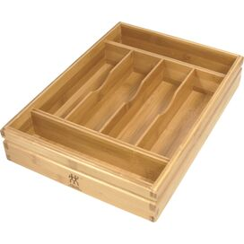 Zwilling J.A. Henckels Bamboo Flatware Tray