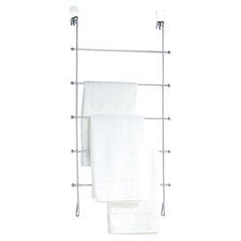 Over-Door Towel Rack