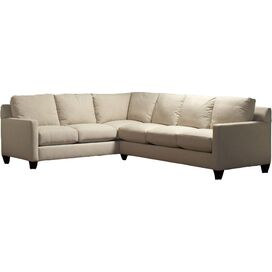 "Kaitlyn 119"" Left-Facing Sectional Sofa"