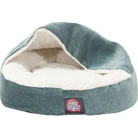 Snuggler Pet Bed in Villa Azure