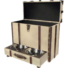 Trunk Pet Food Container