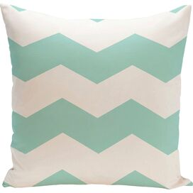 Chloe Pillow in Aqua