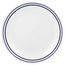 Livingston Dinner Plate in Blue