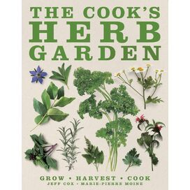 The Cook's Herb Garden, Jeff Cox