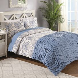 Sanibel Comforter & Quilt Set