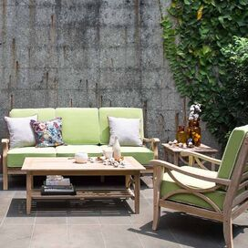 5-Piece Kensington Teak Seating Group