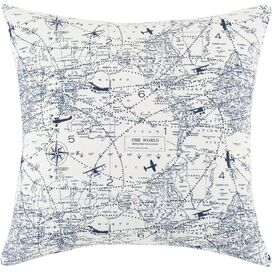 Air Traffic Pillow