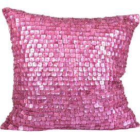 Aria Mother-of-Pearl Pillow