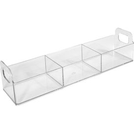 3-Compartment Vanity Organizer