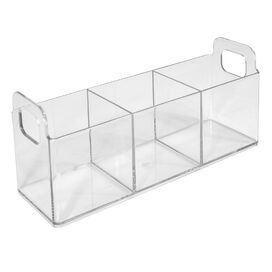 3-Compartment Mini Vanity Organizer