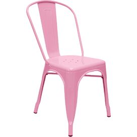Gavin Side Chair in Pink (Set of 2)