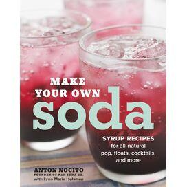 Make Your Own Soda, Anton Nocito