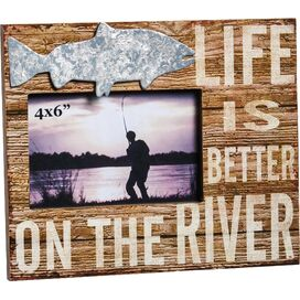 Life is Better Picture Frame