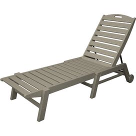 Lenore Patio Chaise in Sand