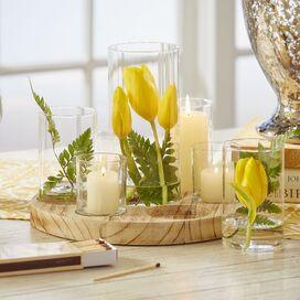 8-Piece Linton Candleholder Set