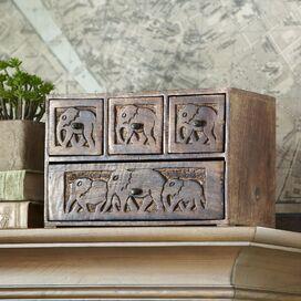 Evita Apothecary Box