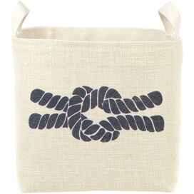 Nautical Knot Storage Bin