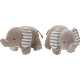 Elephant Friends Bookends