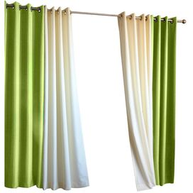 Gazebo Indoor/Outdoor Curtain Panel in Green