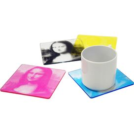 Mona Lisa Coaster (Set of 4)