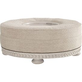 Michelle Upholstered Cocktail Ottoman