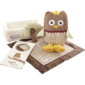 Sleepy Owl 5-Piece Gift Set