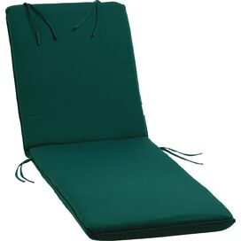 Neil Sunbrella Chaise Cushion in Hunter