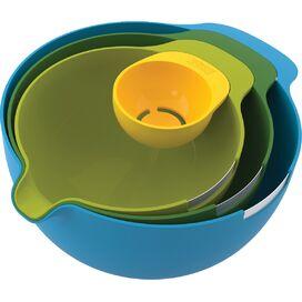4-Piece Nesting Mixing Bowl Set