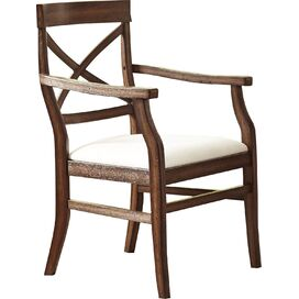 Mansfield Arm Chair in Mahogany