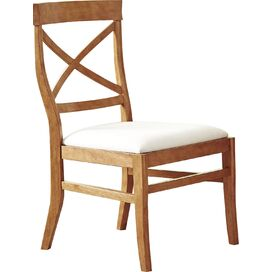 Mansfield Side Chair in Honey