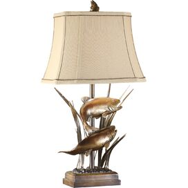 Upstream Table Lamp