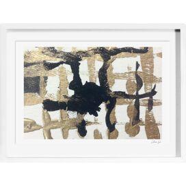 Tristan e Isolde Framed Print, Oliver Gal