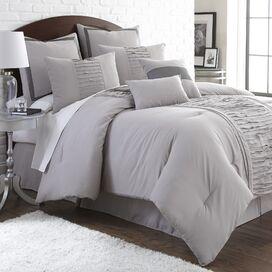 Marnie Comforter Set in Gray
