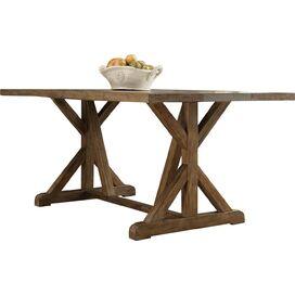 Warner Dining Table in Oak