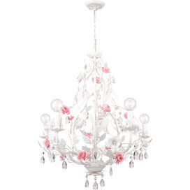 Lola Crystal Chandelier