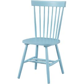 Orin Side Chair in Light Blue